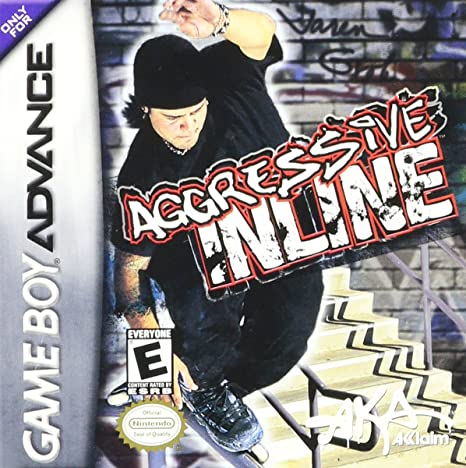 GameBoy Advance - Aggressive Inline: Amazon.es: Videojuegos