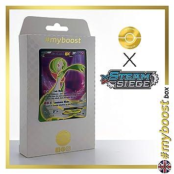 GARDEVOIR EX 111/114 - #myboost X Steam Siege XY 11 - Caja ...