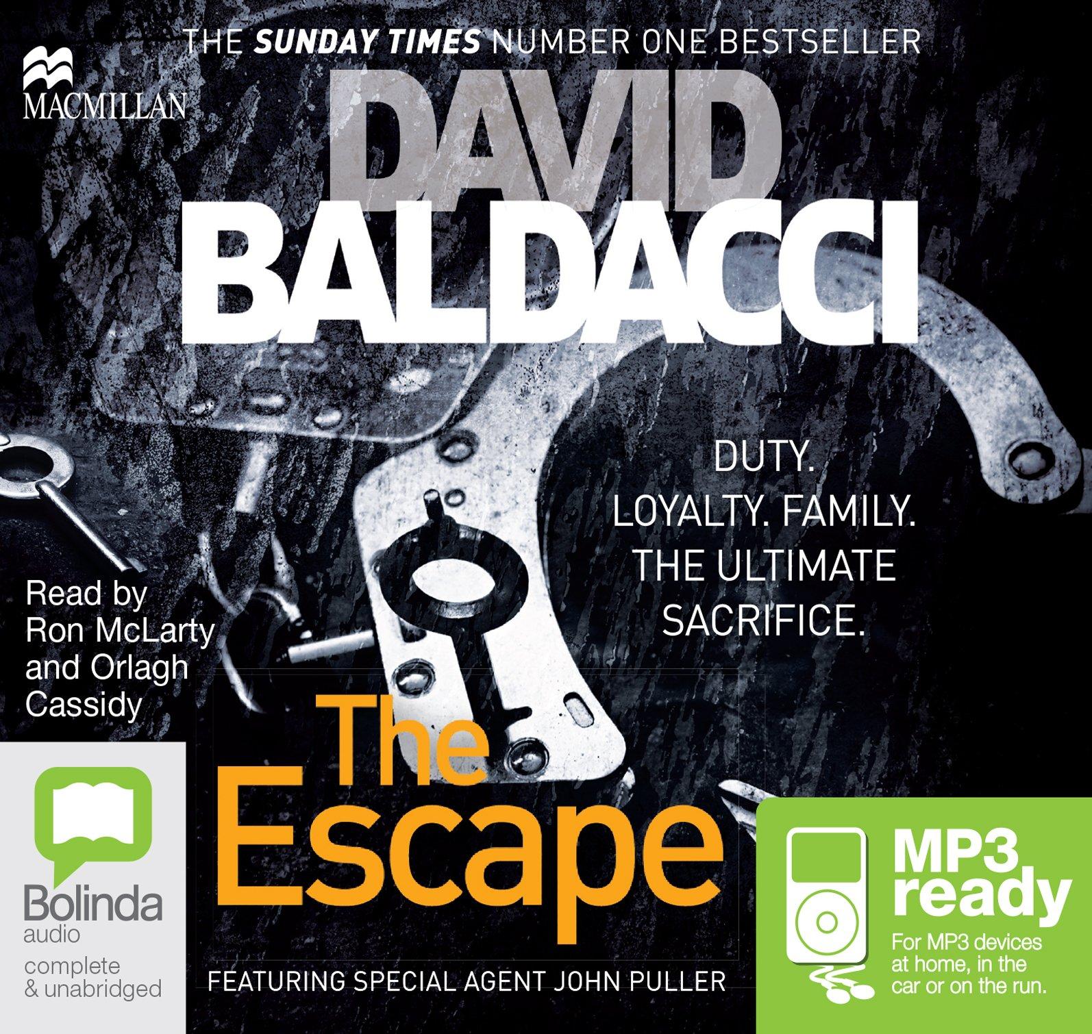 The Escape: 3 (John Puller): Amazon.es: Baldacci, David ...
