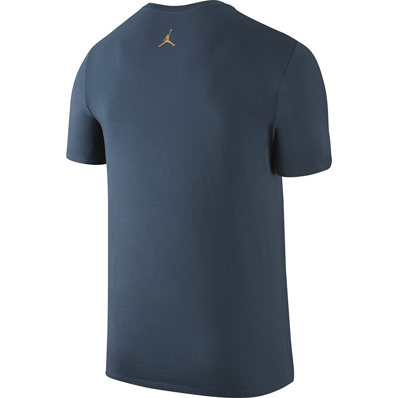 Inteligentny Nike JORDAN FLIGHT TEE - T-shirt - Michael Jordan line for Men OW96