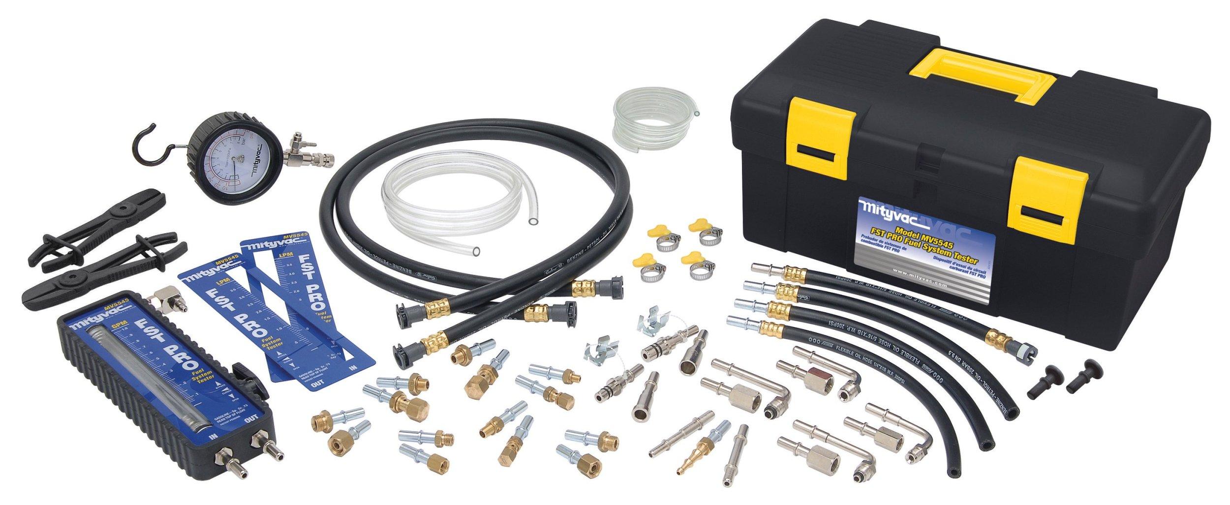 Mityvac MV5545 PRO Fuel System Test Kit