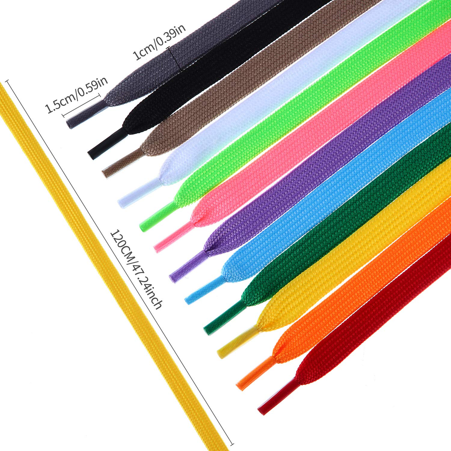 47.24 Inch 28 Pieces Replacement Drawstring Universal Drawstring Flexible Easy Threader for Sweater Jacket Coat Pant Swim Trunk Shoe Laces