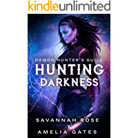 Hunting Darkness: Novela romantica paranormal (Enamorada del diablo nº 1)