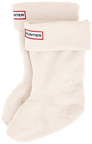 Hunter Calcetines Kids Welly Crema, talla 36-38 (medium)