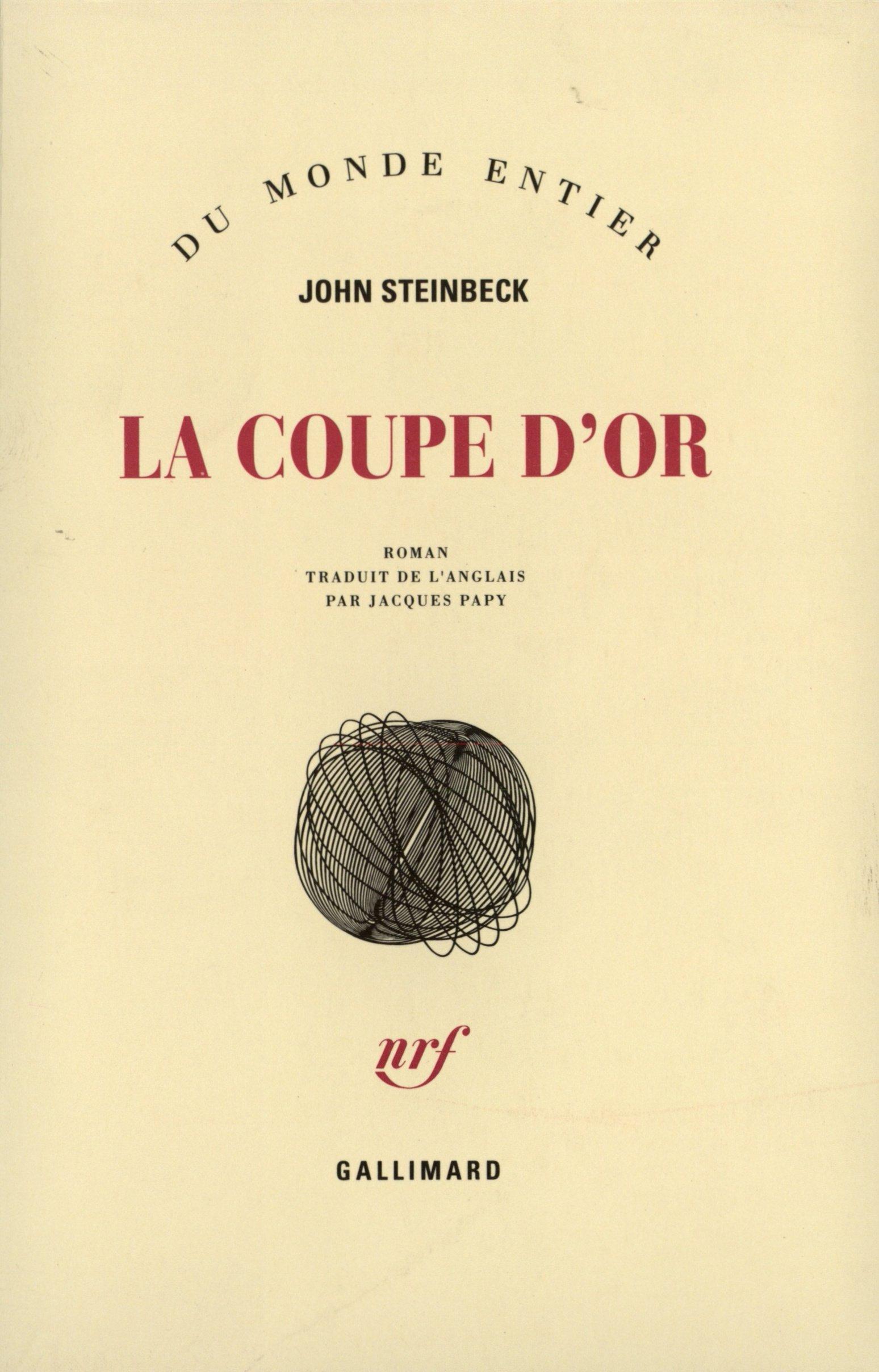 La Coupe dOr (Folio) (French Edition)