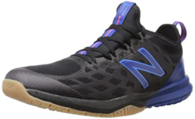 702aae348f705 New Balance Men's FuelCore Quick v3 Cross Trainer, Black/Energy Red/Bolt/