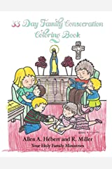 33 Day Family Consecration Coloring Book Paperback