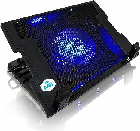 Ventola PC Techly Supporto per notebook fino a 17.3 con ...