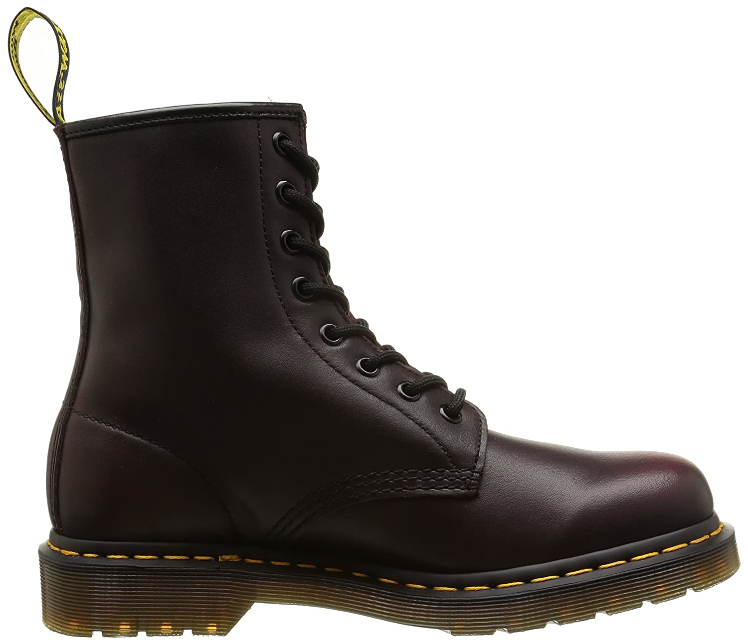 Dr. Martens Women's 1460 Re-Invented Victorian Print Lace Up Boot B004M5I9XE 3 M UK / 5 B(M) US|Red