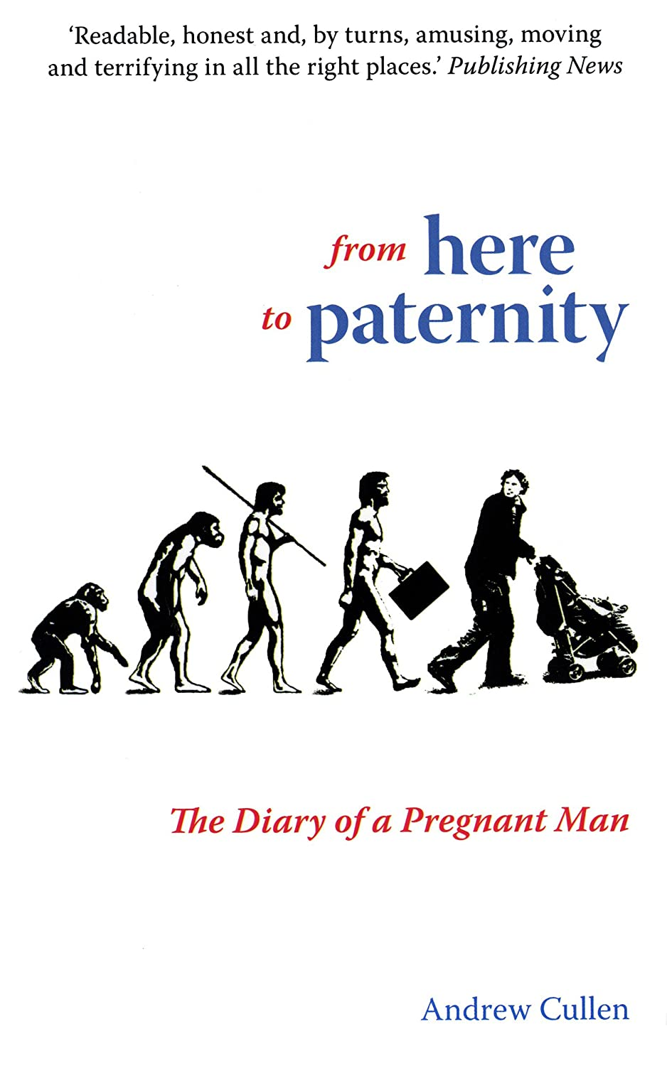 from here to paternity book cover