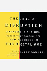 The Laws of Disruption: Harnessing the New Forces that Govern Life and Business Audible Audiobook