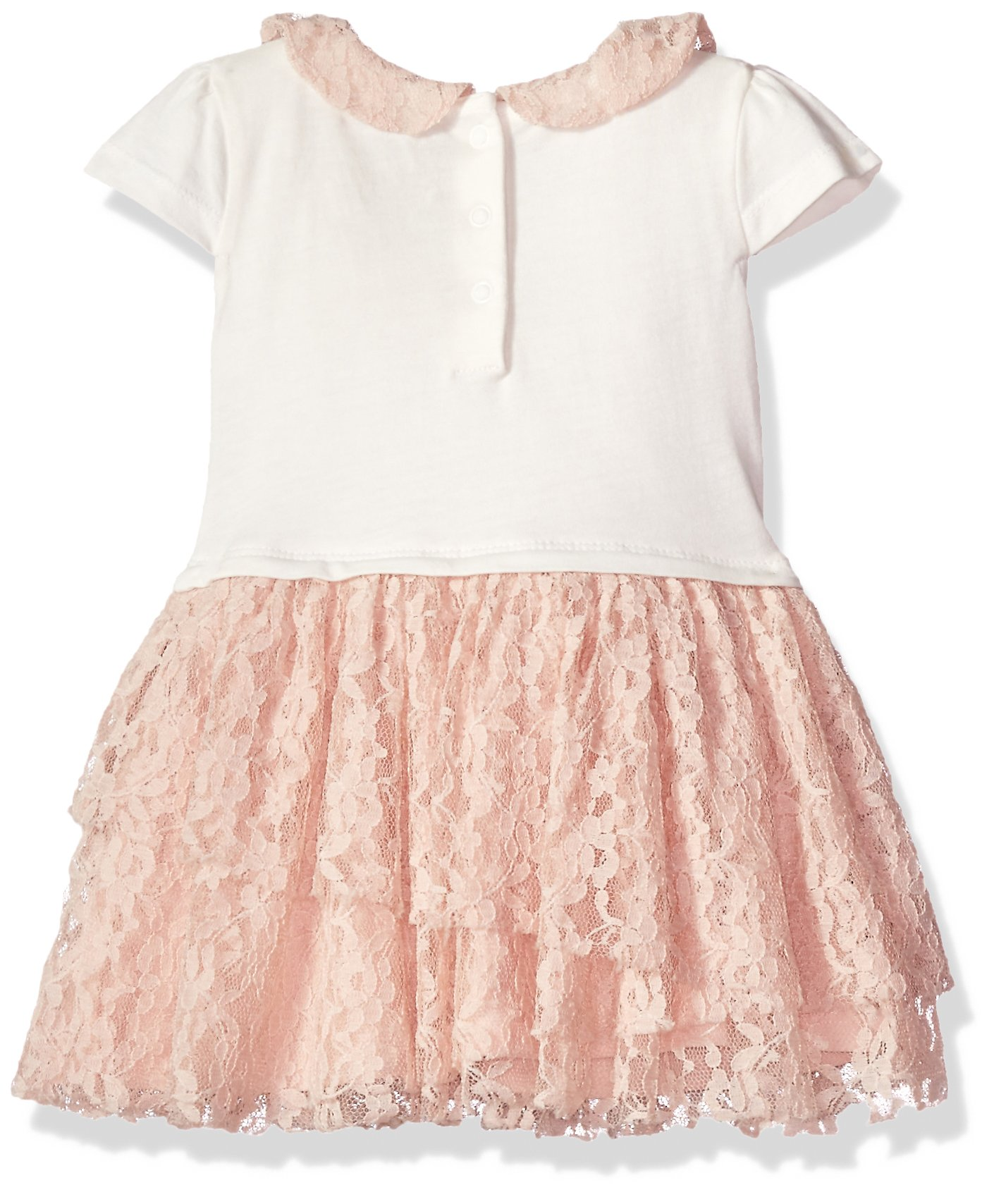 GUESS Baby Girls Floral Ruffle Dress Playwear Baby Products TIBS