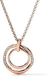 Fossil Collar para Mujer JF01301791