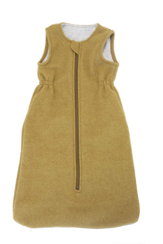 disana Baby Walk-Schlafsack ohne Arm Bio-Merinoschurwolle