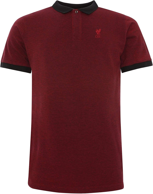 Liverpool FC Camiseta Polo Hombre Manga Corta Firma Tienda LFC ...