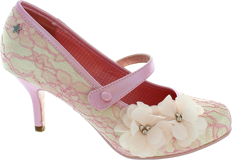 Joe Browns Louisa Mujer Zapatos Rosa UwOTcSV