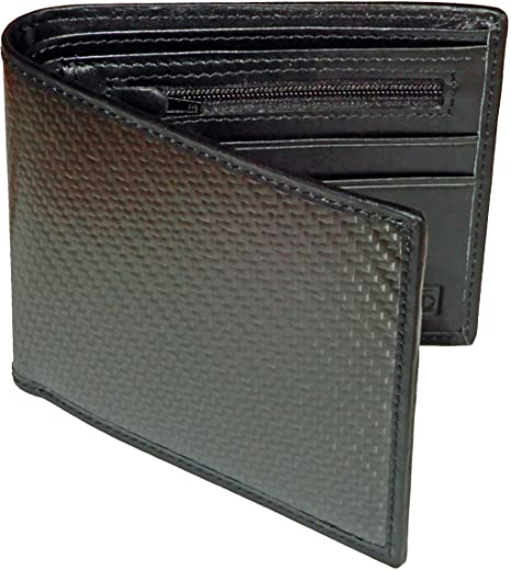 085d131571 Portafoglio in Carbone Klixxo per gli uomini   Il portafoglio sottile,  elegante in fibra di