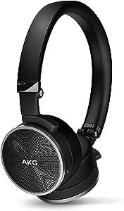 AKG Noise Canceling Headphone Black (N60)