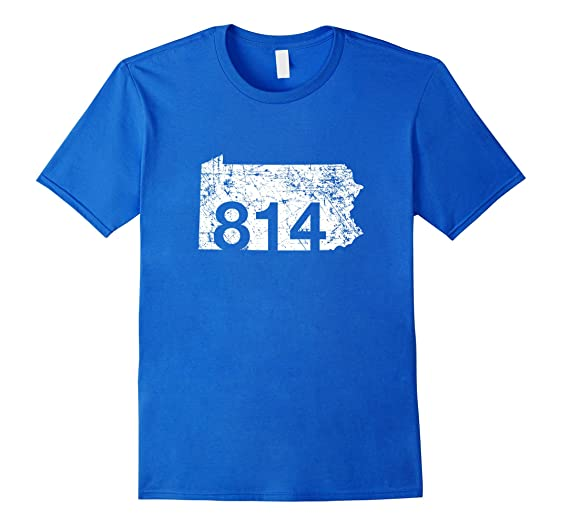 Amazoncom Erie Altoona Area Code Shirt Pennsylvania Gift - 814 area code