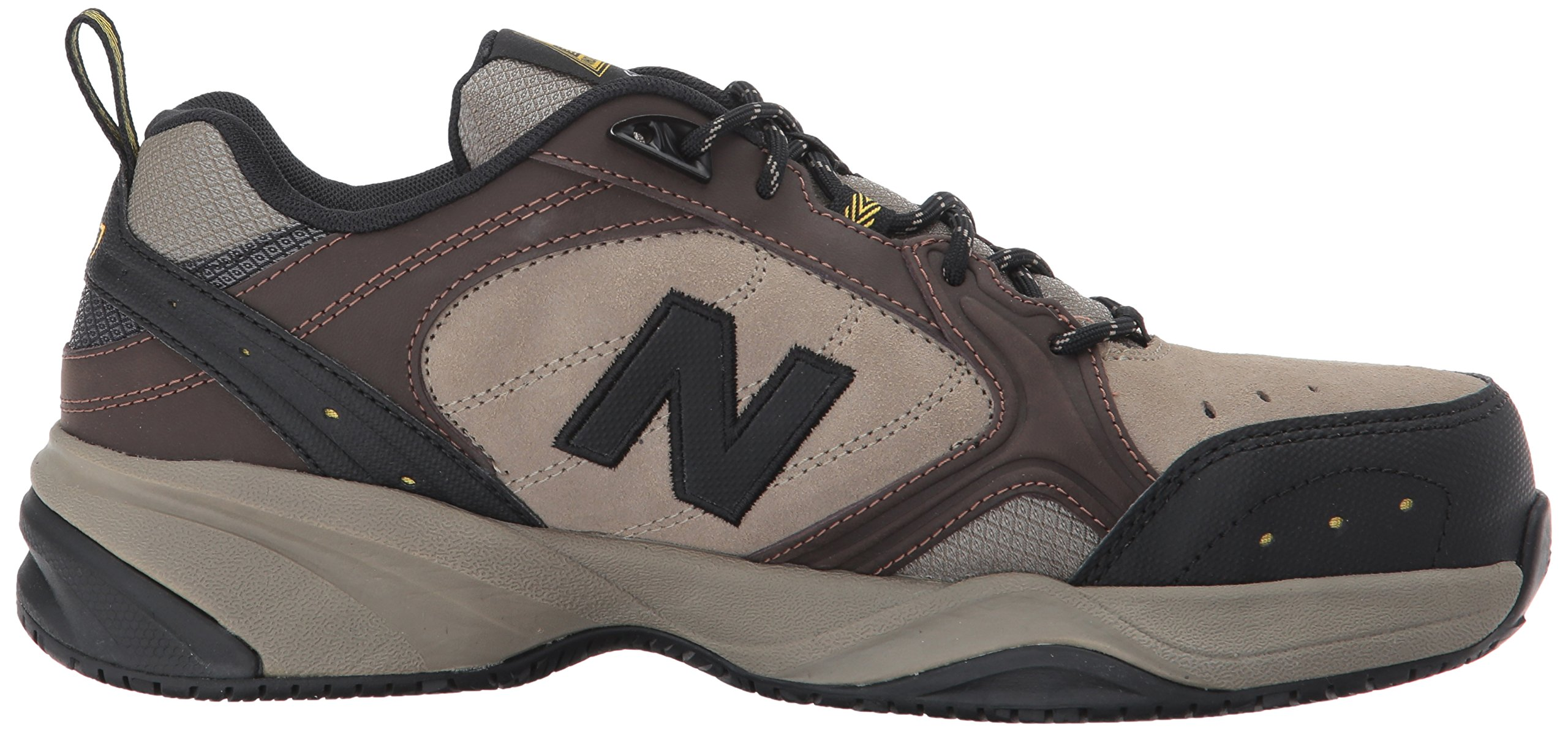 New Balance Men's MID627 Steel-Toe Work Shoe,Brown,18 4E US by New Balance (Image #7)