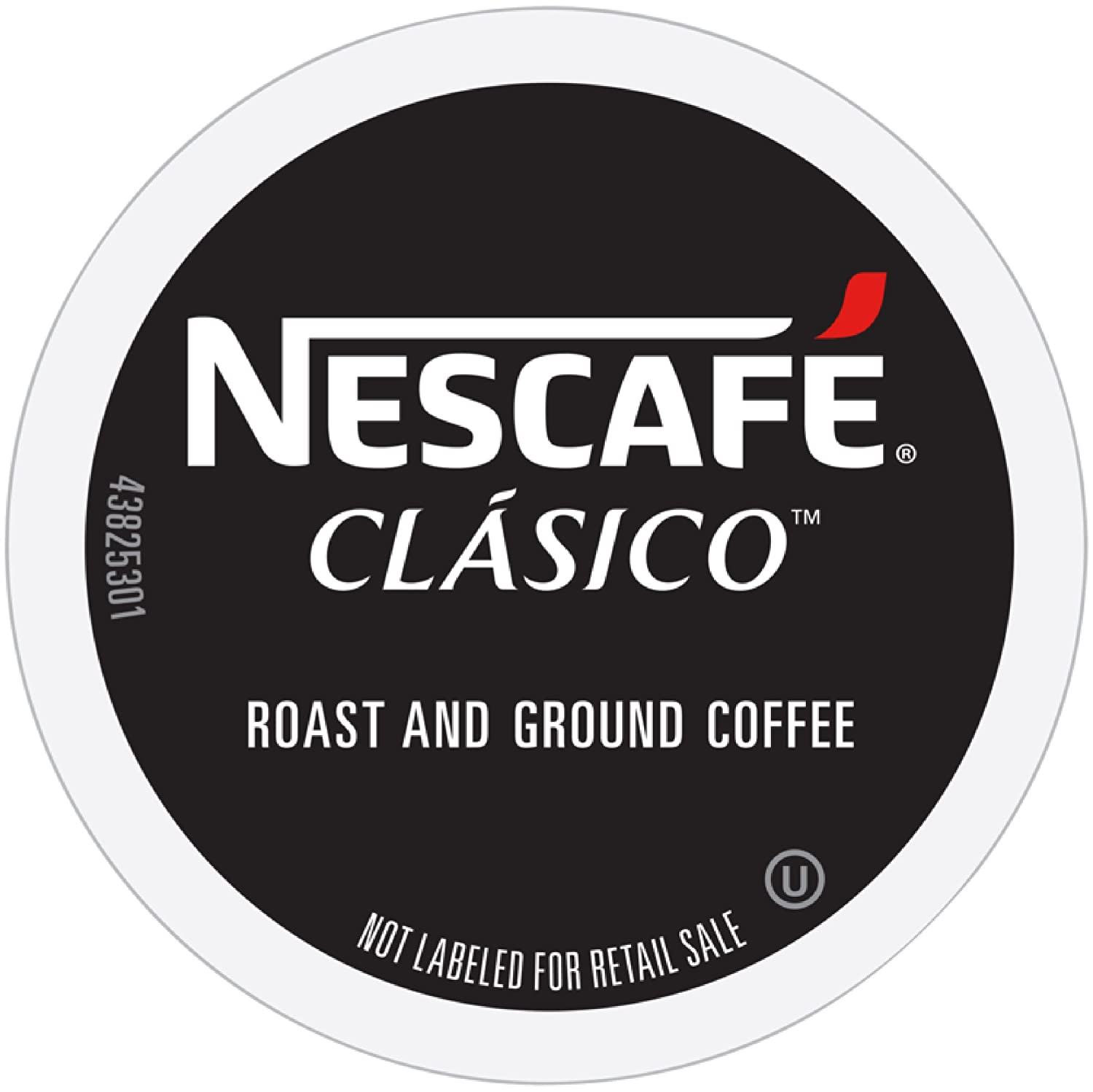 Amazon.com : Nescafé Clásico Dark Roast Ground Coffee Pods - Bold, Flavorful Single Serve Dark Roast Coffee Made with 100% Arabica Beans, Compatible with ...