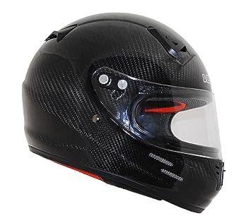 Vega cascos KJ2 Junior de fibra de carbono casco completo de Karting