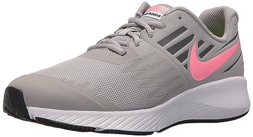 Nike 440-907257 002 Scarpa Allacciata Bambina  Amazon.it  Scarpe e borse 1f637b06047