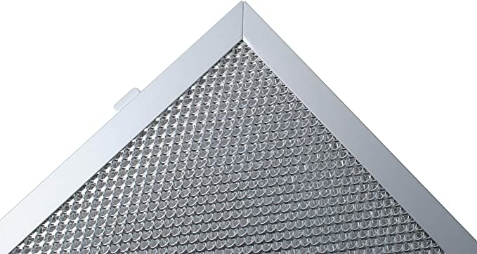 Filtro de Grasa Universal para Campana Extractora de Cocina por Poweka (Plata, 320 x 260 mm): Amazon.es: Grandes electrodomésticos