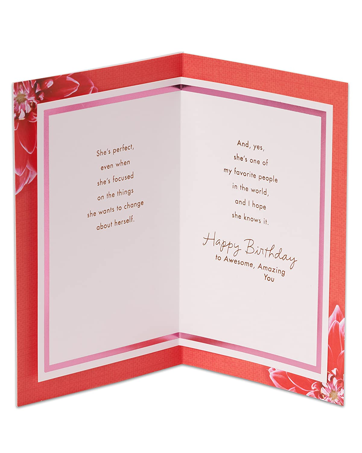 Amazon American Greetings My Sister Birthday Card For Sister