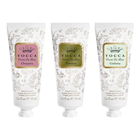 Tocca Beauty Crema Veloce, 3 x 1.5 Ounce