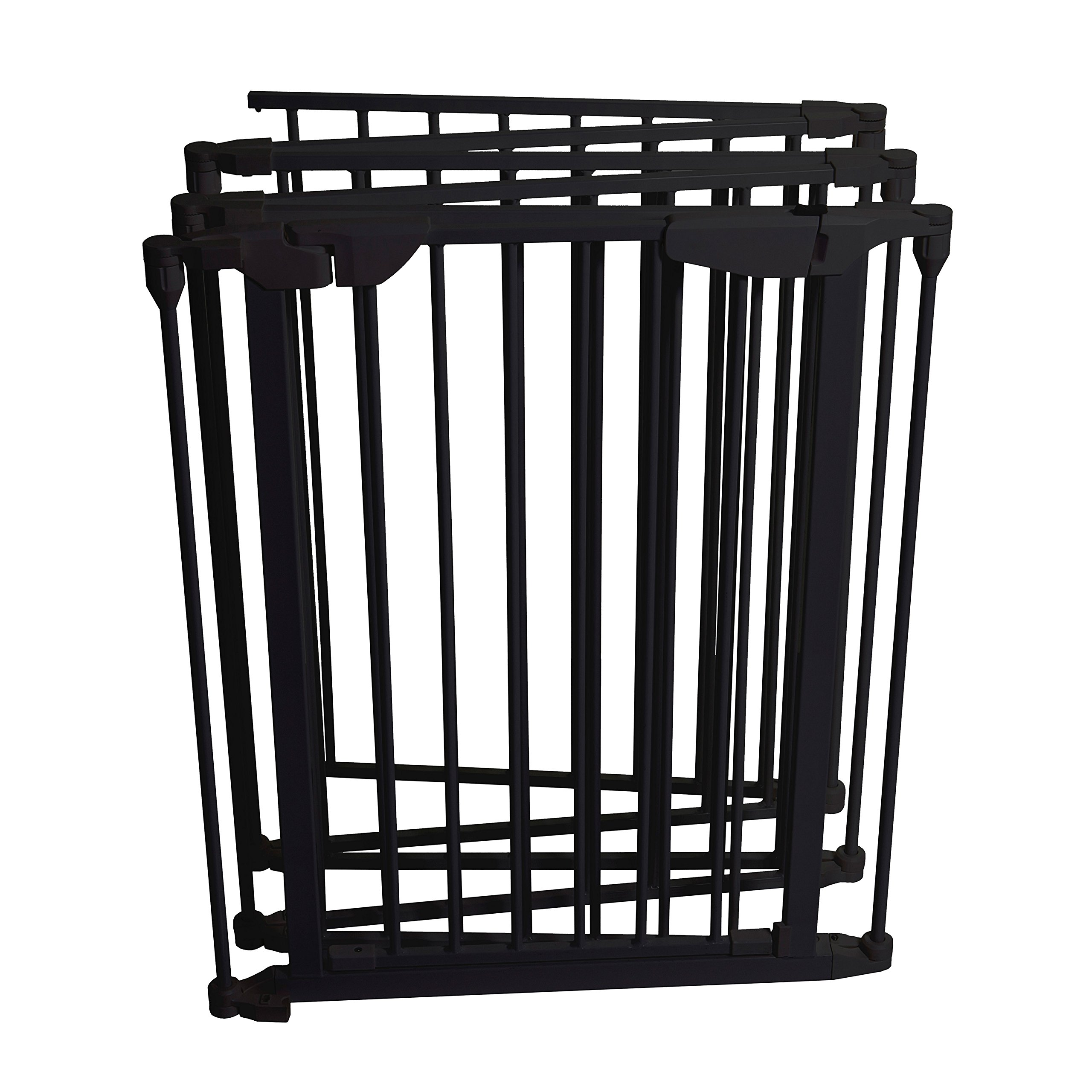 Dreambaby Mayfair Converta 3 In 1 Play-pen 6 Panel Gate, Black by Dreambaby (Image #8)