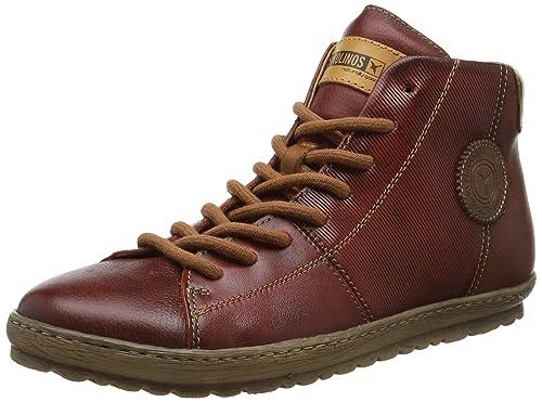 Pikolinos Lagos 901_i17, Zapatillas Altas para Mujer, Rojo (Arcilla), 37 EU: Amazon.es: Zapatos y complementos
