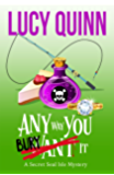 Any Way You Bury It (Secret Seal Isle Mysteries Book 4) (English Edition)