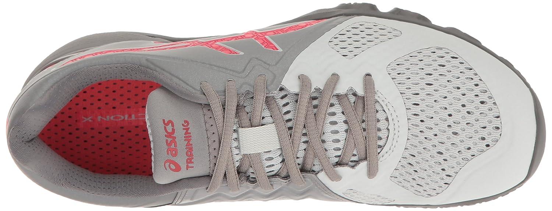 52fc5f00a1 Sapato Women de Glaciar Cross-Trainer para ASICS Women B0751S1J6M s  Conviction X Alumínio  Diva Rosa  Cinza Glaciar fda5202