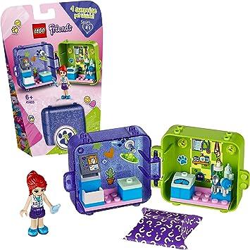 LEGO Friends - Cubo de Juegos de Mia, Caja de Juguete con Accesorios y Mini Muñeca de Mia, Set Recomendado a Partir de 6 Años (41403) , color/modelo surtido: Amazon.es: Juguetes y juegos