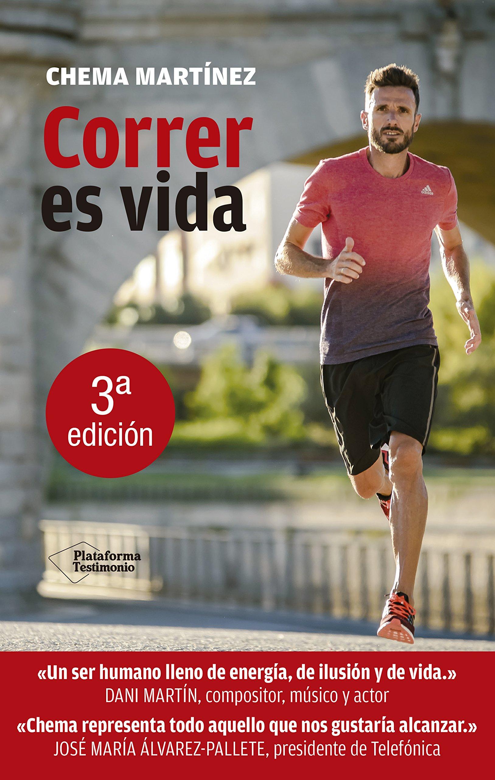 Correr es vida (Plataforma testimonio) (Spanish Edition) (Spanish) Paperback – August 1, 2012