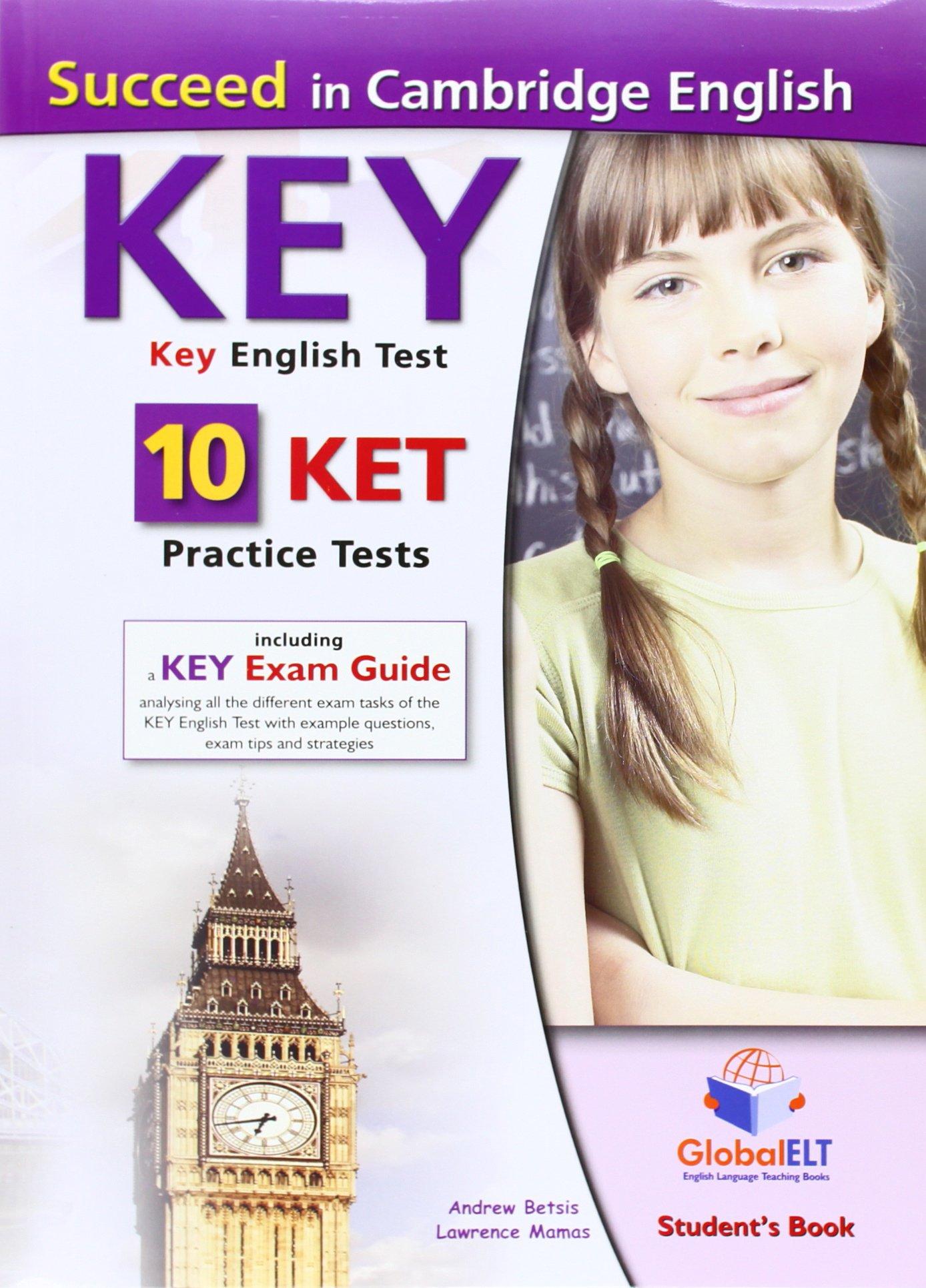 Succeed in Cambridge English Key-ket, Self Study Edition: 10