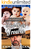 The Gruff Cowboy's Triple Baby Trouble