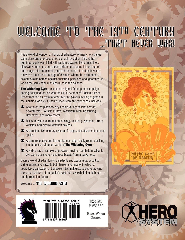 The Widening Gyre (Hero System): Bill Keyes: 9781613186305: Amazon ...