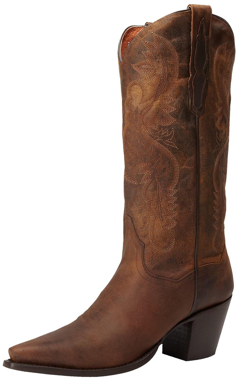 Dan Post Women's Maria Western Boot B0040AEZN4 7.5 B(M) US|Bay Dirty Bull