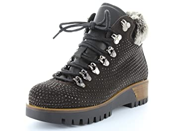 Alpe Woman - Botines Chukka Mujer , color marrón, talla 38: Amazon.es: Zapatos y complementos