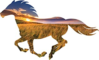 product image for Golden Sun Running Horse