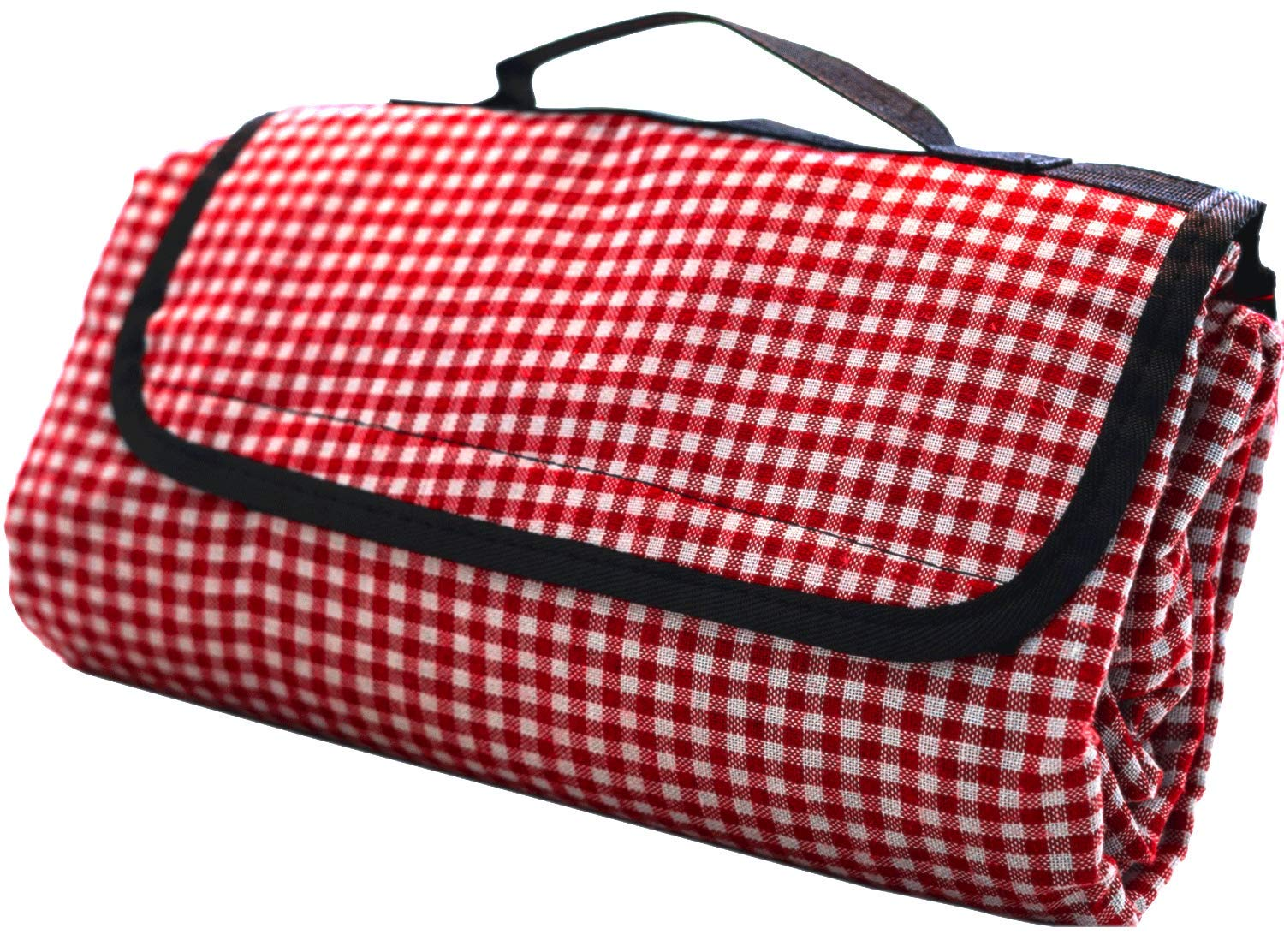 Extra Large Picnic Blanket | Oversized Beach Blanket Sand Proof | Outdoor Accessory for Handy Waterproof Stadium Mat | Water-Resistant Layer Outdoor Picnics | Great for Camping on Grass and Portable