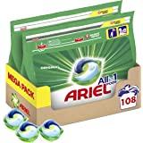 Ariel Allin1 Pods Original Detergente en cápsulas para la lavadora - 108 lavados