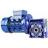 MOTORREDUCTOR TRIFASICO 220V / 400V 0,25CV / 0,18KW
