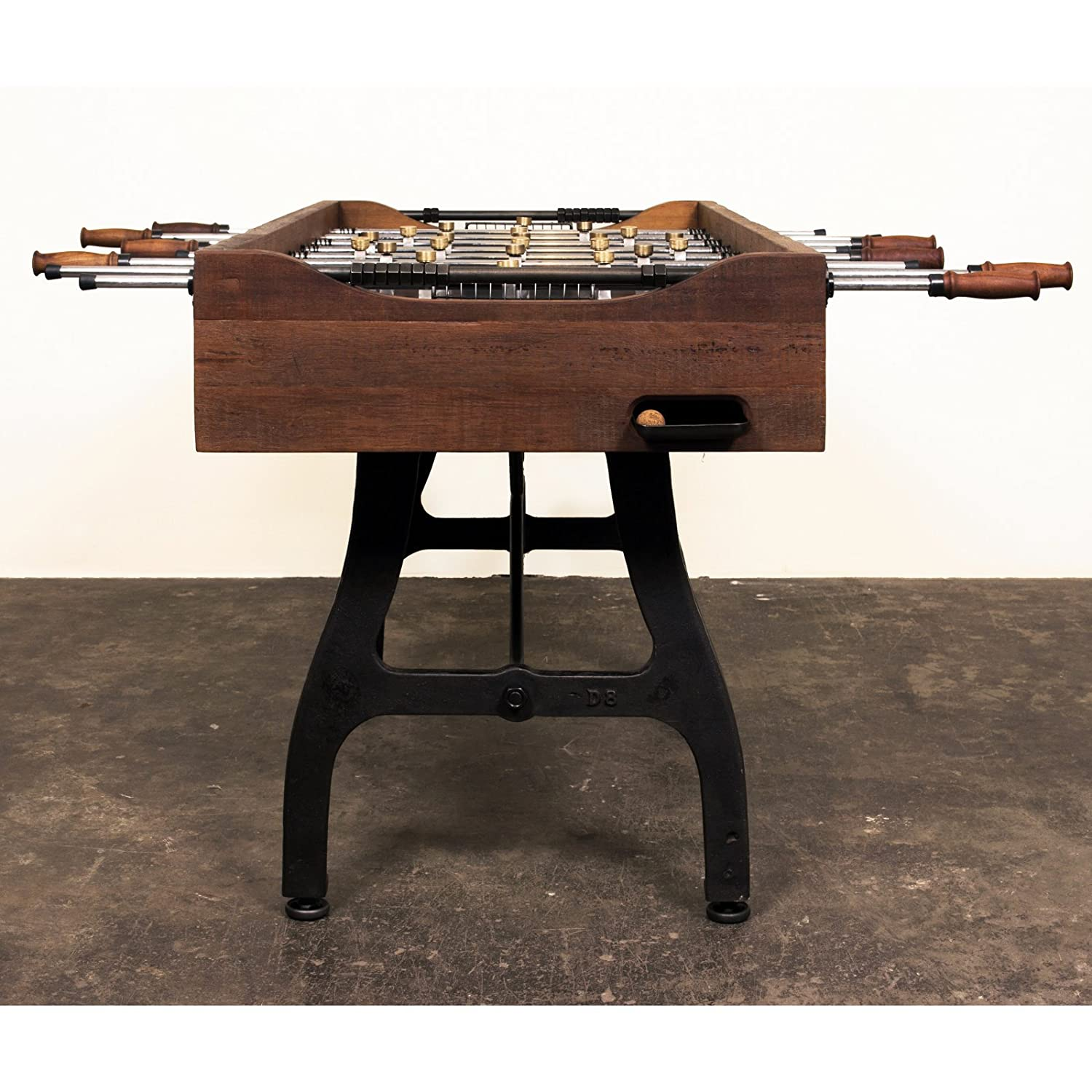 foosball game table in reclaimed hardwood by nuevo  hgda  - foosball game table in reclaimed hardwood by nuevo  hgda amazoncasports  outdoors