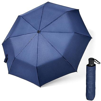 fc256e4e3725 Amazon.com : Koppu Automatic Travel Umbrellas Sturdy Umbrella with 8 ...