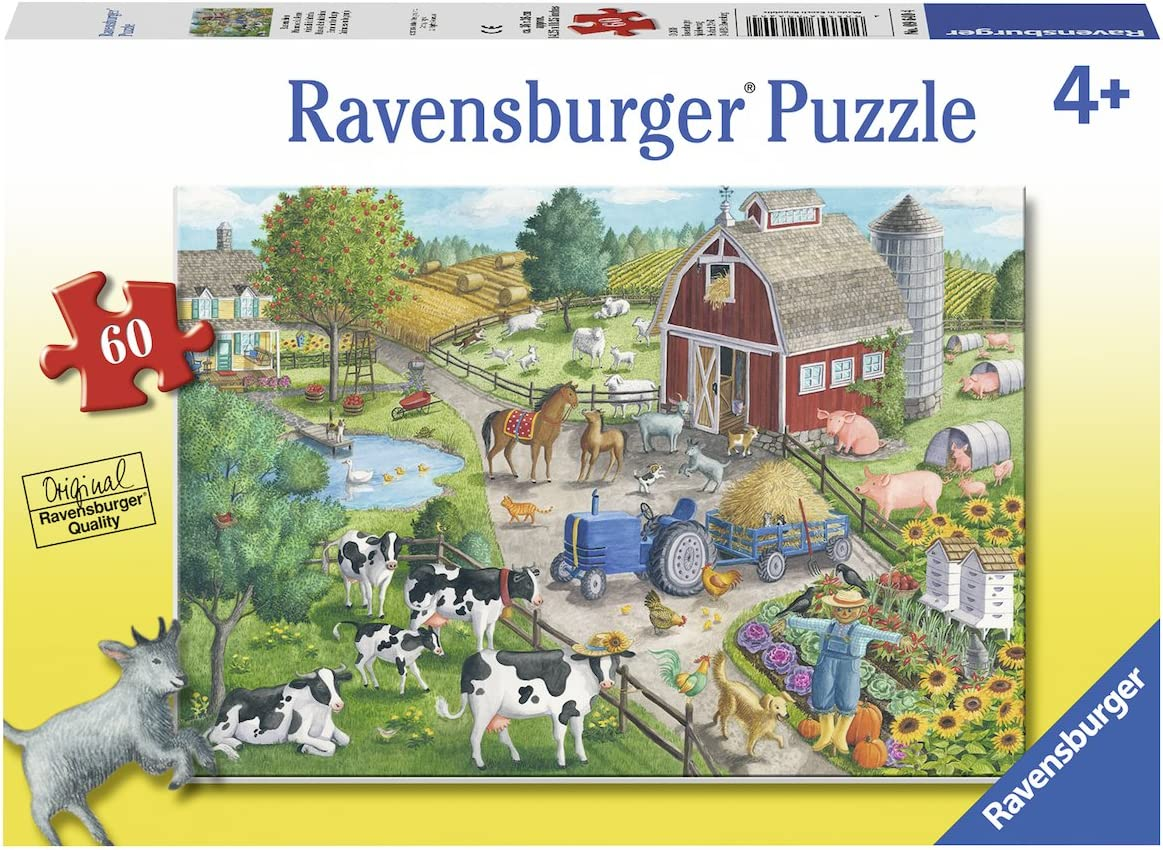 Ravensburger 09640 Home on The Range Jigsaw Puzzles