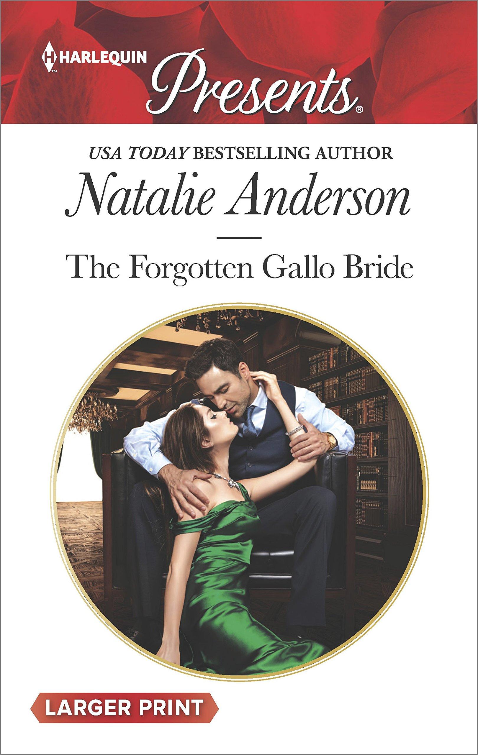 Image for The Forgotten Gallo Bride
