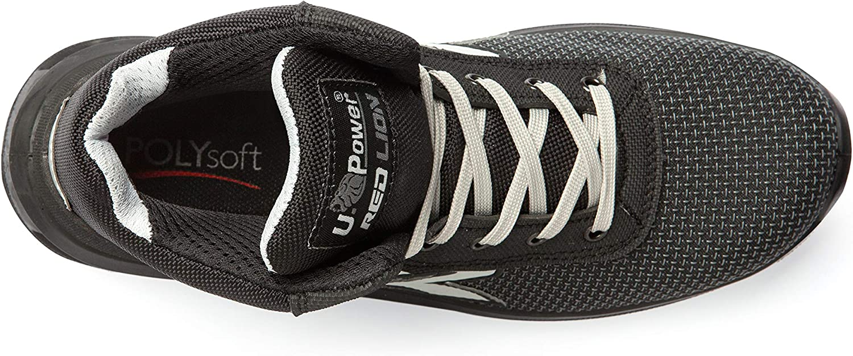 U-Power Stego S3 SRC Zapatos de Seguridad Unisex Adulto
